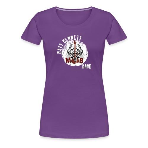 Womens Standard MBB Shirt - Women's Premium T-Shirt