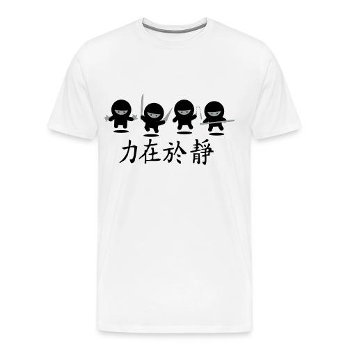 Ninjas - Men's Premium T-Shirt