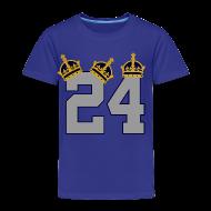 Baby & Toddler Shirts ~ Toddler Premium T-Shirt ~ 3 Crowns