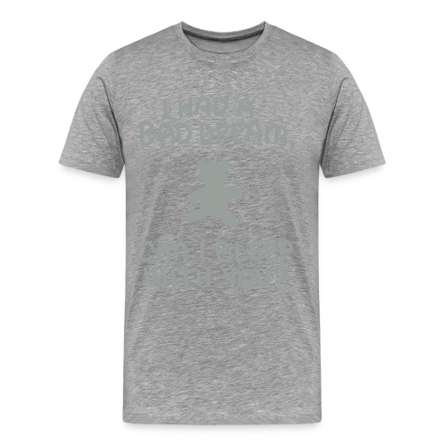 Baby Men's Shirt - Men's Premium T-Shirt