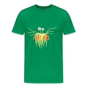 Flying Spaghetti Monster - Men's Premium T-Shirt