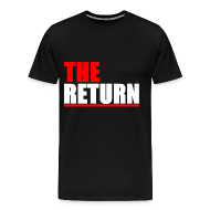 T-Shirts ~ Men's Premium T-Shirt ~ Derrick Rose The Return T-Shirt