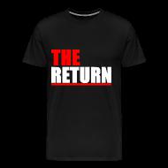 T-Shirts ~ Men's Premium T-Shirt ~ Derrick Rose The Return T-Shirt