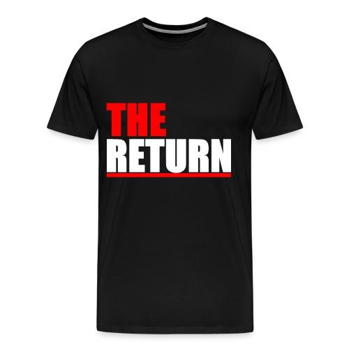 Derrick Rose The Return T-Shirt - Men's Premium T-Shirt