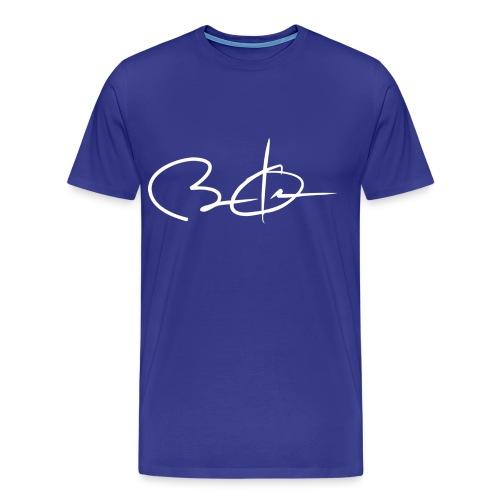 Barack Obama's Signature - Men's Premium T-Shirt