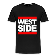 T-Shirts ~ Men's Premium T-Shirt ~ West Side T-Shirt