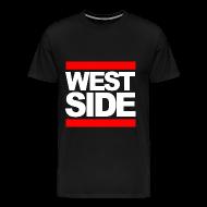 T-Shirts ~ Men's Premium T-Shirt ~ West Side T-Shirt