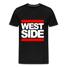 West Side T Shirt Nba2k4life Shop 100 Basketball