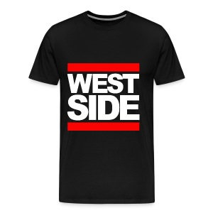West Side T-Shirt - Men's Premium T-Shirt