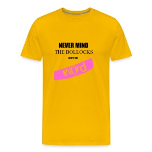 FNORD! - Men's Premium T-Shirt
