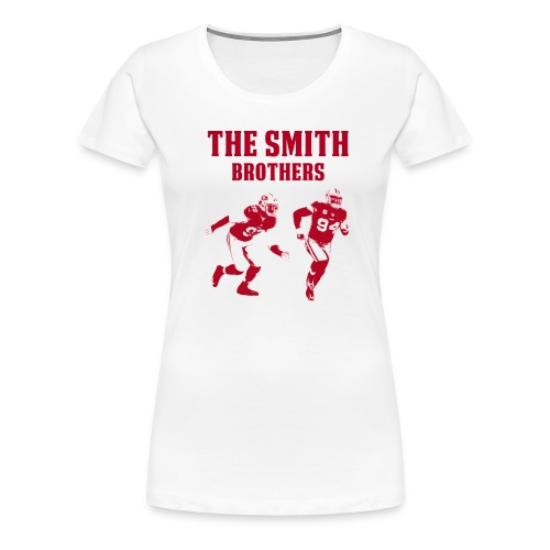 The Smith Brothers - Women's Premium T-Shirt