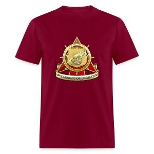 Transportation Corps DUI - Men's T-Shirt