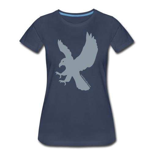 Women's Ravenclaw Tee - Silver Eagle - Women's Premium T-Shirt