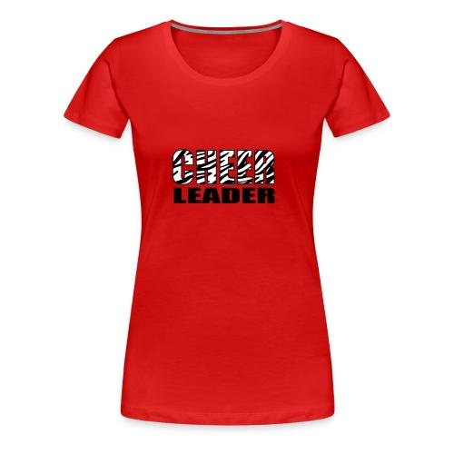 cheerleader - Women's Premium T-Shirt