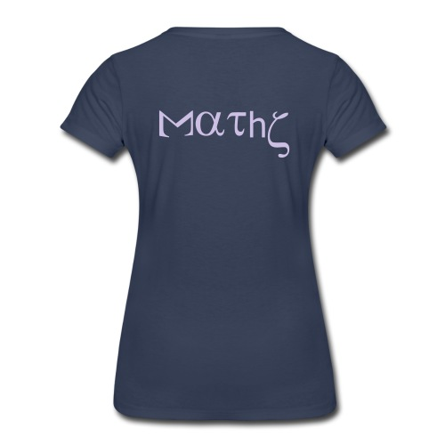 T shirt maths humor - Women's Premium T-Shirt