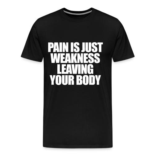 Pain - Men's Premium T-Shirt