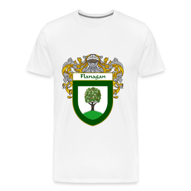 Flanagan Coat of Arms/Family Crest