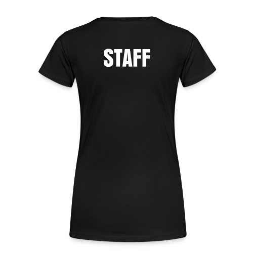 Staff Shirt - Women's Premium T-Shirt