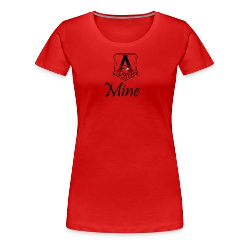 Mine/Sub Training Ctr Shirt - Women's Premium T-Shirt