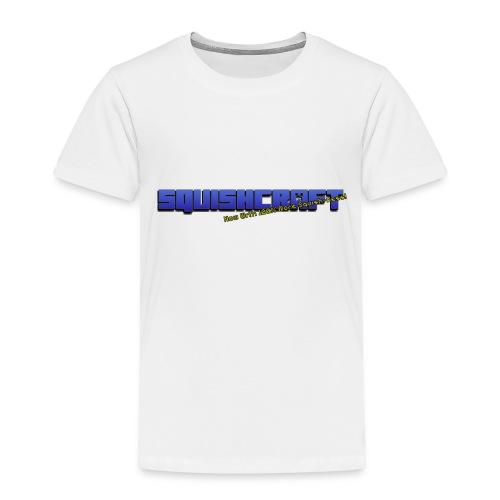 SquishCraft Logo 2 - Toddler Premium T-Shirt