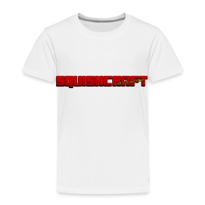 SquishCraft Logo 1 - Toddler Premium T-Shirt