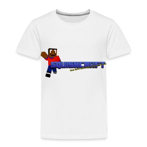SquishCraft Premium Logo - Toddler Premium T-Shirt