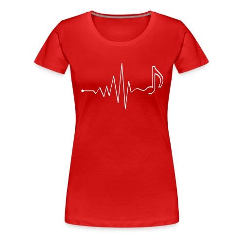 Music Matters - Women's Premium T-Shirt