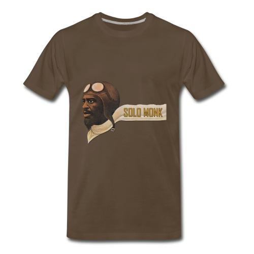 Solo Monk - Men's Premium T-Shirt