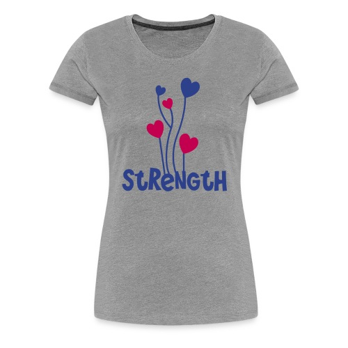 Strength Tee - Women's Premium T-Shirt