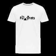 T-Shirts ~ Men's Premium T-Shirt ~ TheFunnyrats White