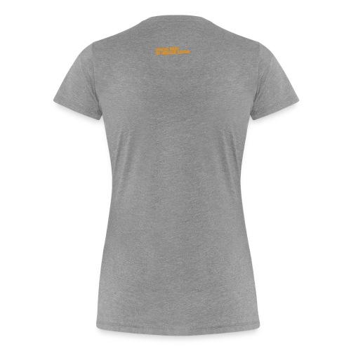 Boobless  - Women's Premium T-Shirt