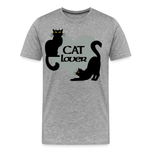 Cat Lover Shirts Men's Shirts Cat T-shirt - Men's Premium T-Shirt