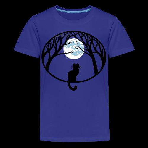 Cat Shirts Kid's Shirts Cat T-shirt - Kids' Premium T-Shirt