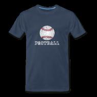 T-Shirts ~ Men's Premium T-Shirt ~ Football