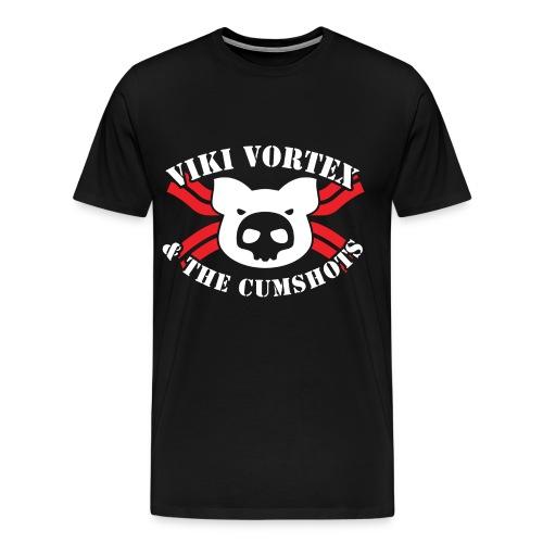 VikiVortexBacon2012 - Men's Premium T-Shirt