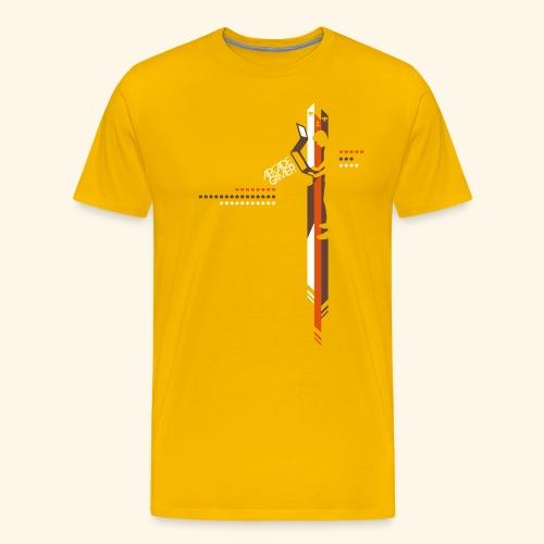 ArcadeGamer - Men's Premium T-Shirt