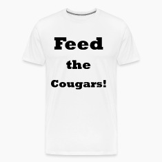Feed the Cougars    BLA231