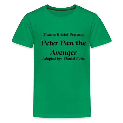 Child's Peter Pan the Avenger Shirt - Kids' Premium T-Shirt