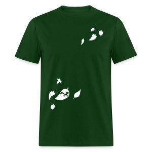 Fall Leaves - Men's T-Shirt