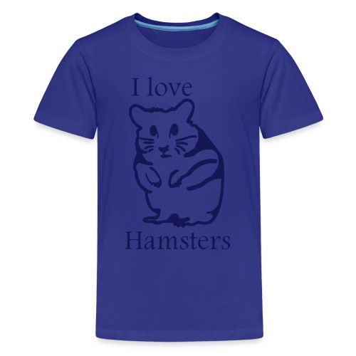Hamster - Kids' Premium T-Shirt
