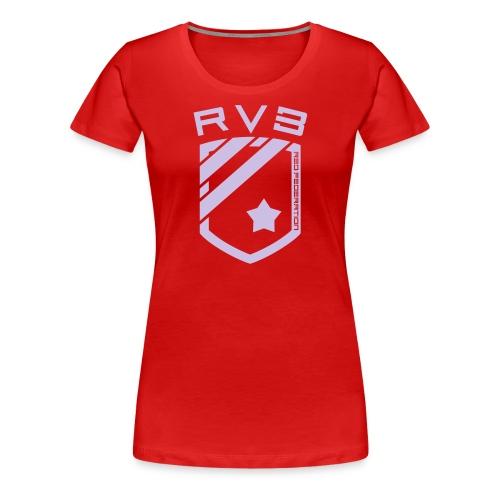 Womens Red Fed - Chest - Women's Premium T-Shirt