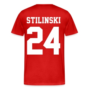 STILINSKI 24 - Tee (XL Logo, NBL) - Men's Premium T-Shirt