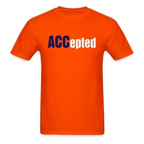 ACCepted Tees - Men's T-Shirt