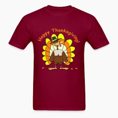 Happy Thanksgiving T-Shirts