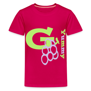 G Grapes Yummy - Kids' Premium T-Shirt