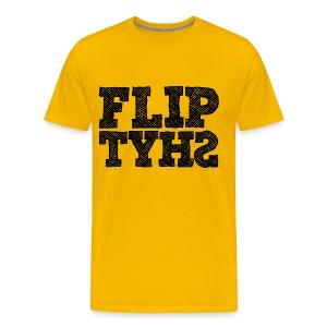 FLIPSHYT T (bright) - Men's Premium T-Shirt