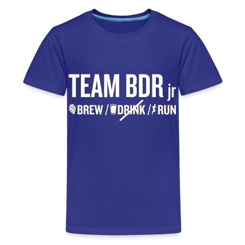 Team BDR Jr. - Kids' Premium T-Shirt