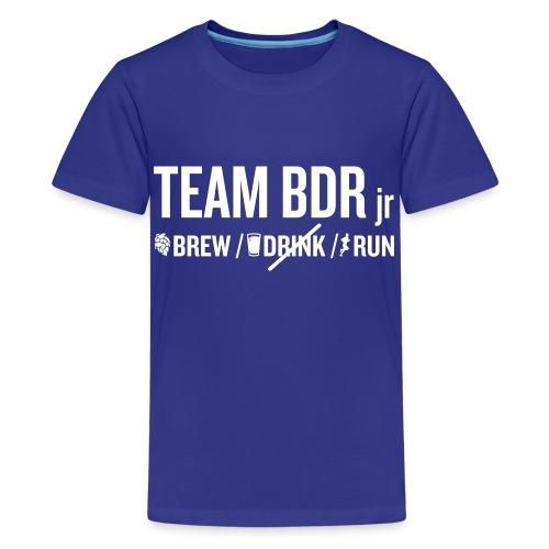 Team BDR Jr. - Kids' Premium T-Shirt