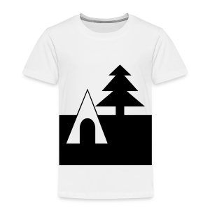 Camping - Toddler Premium T-Shirt