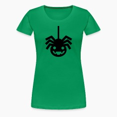 Halloween Spider Women's T-Shirts